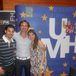 """""""Levántate y Cárdenas"""" en la UMH /María Martí Alix"""