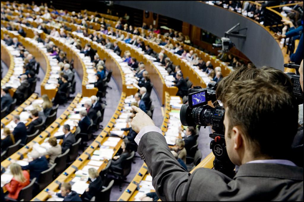 Periodismo parlamento europeo for Parlamento sede