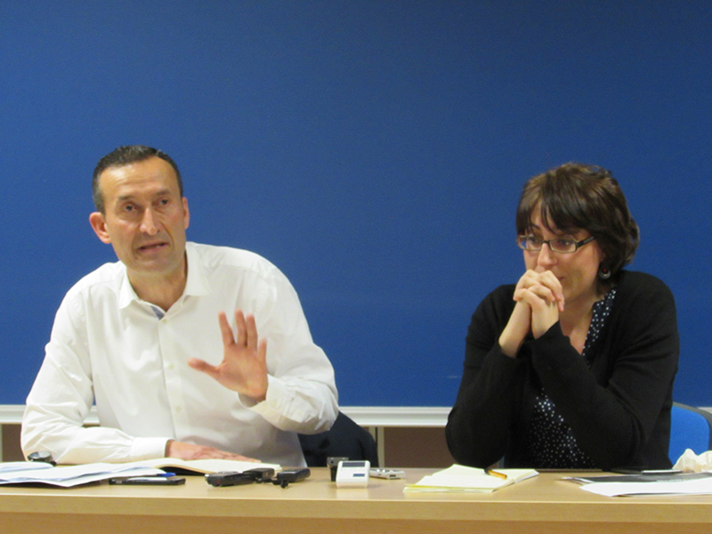Carlos González y Patricia Maciá interpretan los últimos sondeos publicados