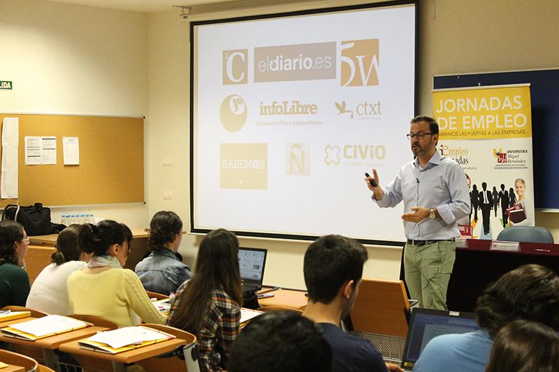 Miguel Carvajal presenta la tercera edición del MIP | Cristian Miconi